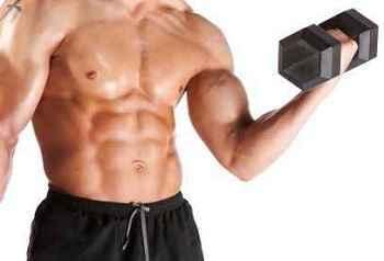 formexplode voor spiermassa