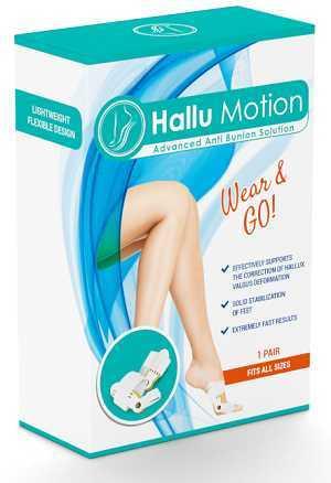 ortoza hallu motion