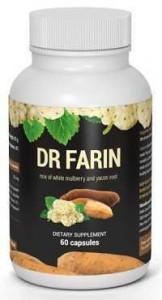 tabletės dr farin