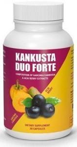 Comprimés Kankusta Duo Forte