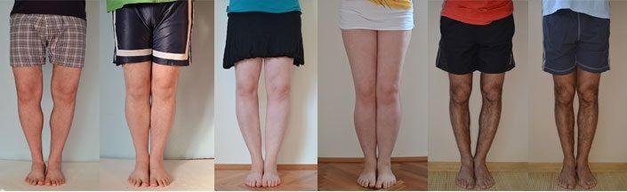 Effets de knee active plus