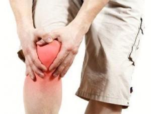 Problém kolenního kloubu