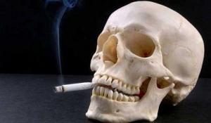 nicofrin palenie papierosów