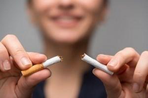nicofrin prieš rūkymas