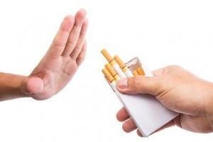 prenehati s kajenjem