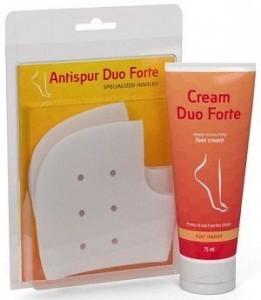 set Antispur Duo Forte