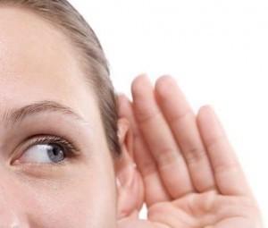Sluchové problémy