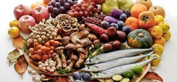 dieta śródziemnomorska 600x280 อาหารเมดิเตอร์เรเนียน