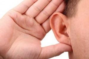 Problemi di perdita dell'udito Hear Clear Pro