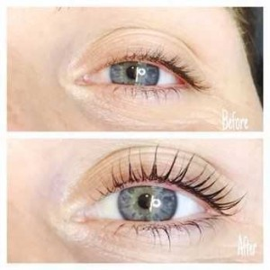 make lash verlengen wimpers