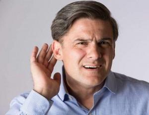 Hear Clear Pro sluchové problémy