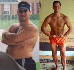 Neofossen-effecten voor mannen