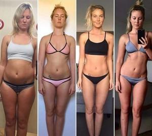 Transformarea Mirapatches înainte și după