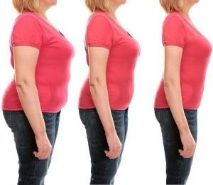 progress kobiety stosującej Bioveliss Tabs 300x261 Bioveliss Tabs   mišljenje o pjenušavim tabletama za mršavljenje
