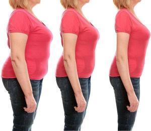 napredek ženske, ki uporablja tablete Bioveliss