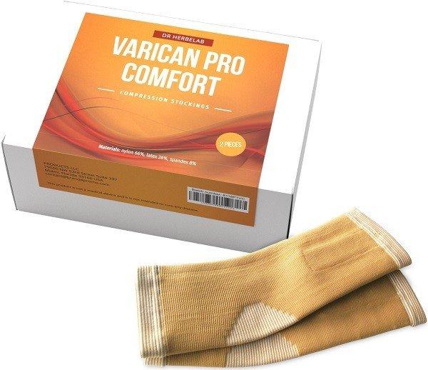 comfort pro varicano